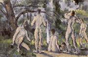 Paul Cezanne Six Women oil painting picture wholesale